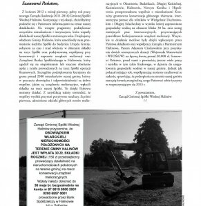Informacje Gminy Halinów nr 2 strona 9