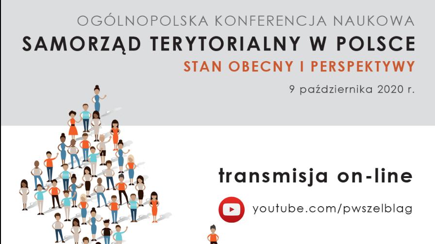 Zapraszamy na konferencję z okazji 30-lecia samorządu terytorialnego w Polsce